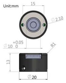 photoelectric rotary encoder