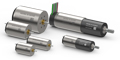 Coreless Brushed DC Motors