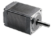 Vacuum Rated Stepper Motors
