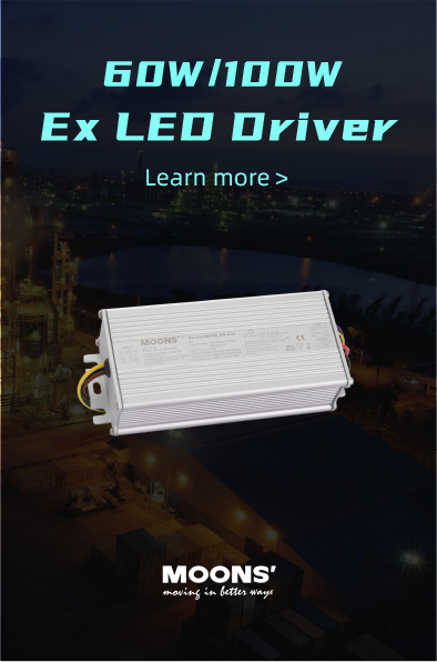 60W/100W Ex mb LED Driver