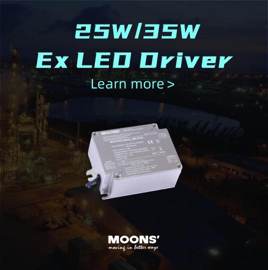 25W/35W Ex mb LED Driver