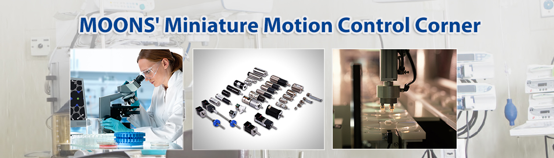 Miniature Motion Control System Solutions