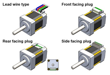 Multiple Mounting and Connection Modes