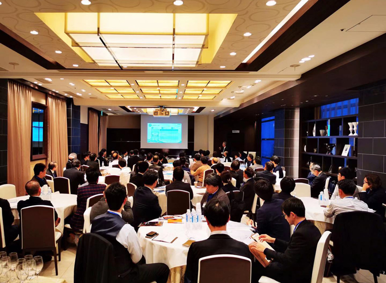 The 3rd Annual Product Seminar of MOONS' Japan was Successfully Held