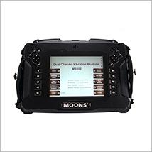 Portable Vibration Analyzer