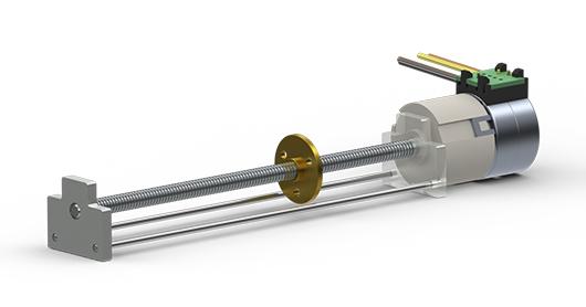 PG15 Linear Gearmotor