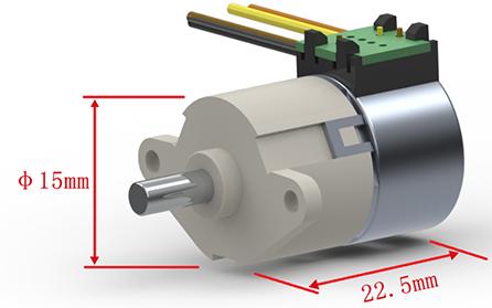 PG15 PM Gearmotor